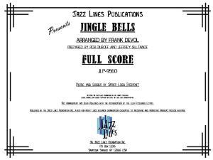 jingle bells full score