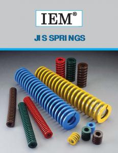 JIS SPRINGS SERVICE WE DELIVER AND QUALITY YOU CAN DEPEND ON