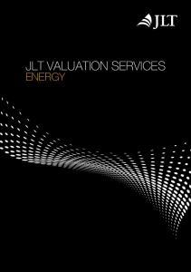 JLT VALUATION SERVICES ENERGY
