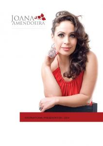 Joana Amendoeira is considered one of the most important singers of the