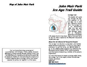 John Muir Park Ice Age Trail Guide