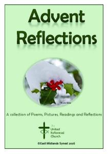 John Potter. A collection of Poems, Pictures, Readings and Reflections