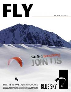 JOIN US. we live paragliding