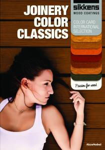 JOINERY COLOR CLASSICS