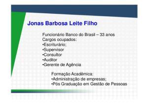 Jonas Barbosa Leite Filho