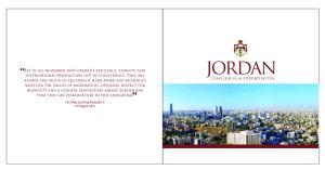 JORDAN Challenges & Opportunities