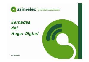 Jornadas del Hogar Digital