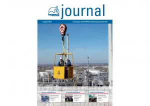 journal Das Magazin der BAYERNOIL Raffineriegesellschaft mbh Rund um die Raffinerie Sicherheit und Umwelt Rund um die Raffinerie
