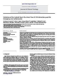 Journal of Clinical Virology