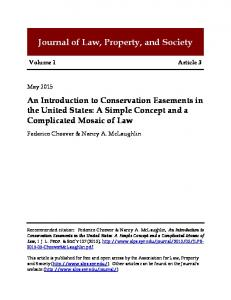 Journal of Law, Property, and Society