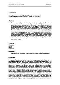 Journal of Social Science Education JSSE 2007 Volume 6, Number 2, December 2007, pp ISSN