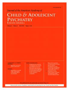 Journal of the American Academy of