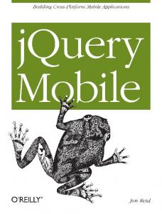 jquery Mobile Jon Reid