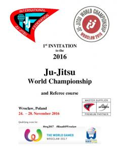 Ju-Jitsu World Championship