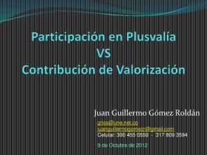 Juan Guillermo Gómez Roldán.  Celular: