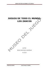 JUEGOS DE TODO EL MUNDO: LOS ZANCOS
