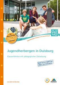 Jugendherbergen in Duisburg