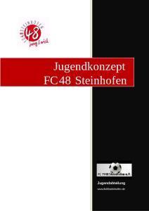 Jugendkonzept FC48 Steinhofen