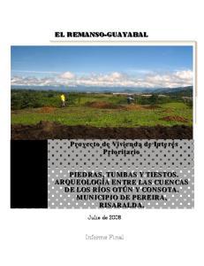 Julio de Informe Final