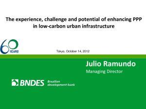 Julio Ramundo Managing Director