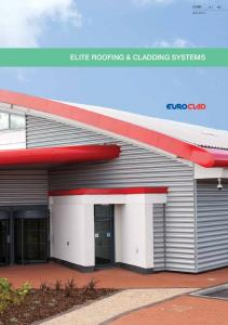 July 2014 ELITE ROOFING & CLADDING SYSTEMS