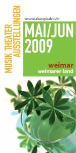JUN 2009 MUSIK.THEATER. weimar. weimarer land.  1