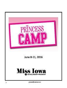 June 8-11,