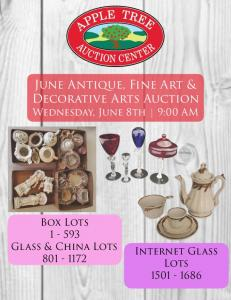 June Antique, Fine Art & Decorative Arts Auction