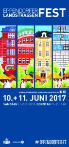 JUNI 2017 SAMSTAG UHR & SONNTAG UHR. Eppendorffeiert