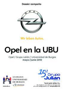 junio 2010 UNIVERSIDAD DE BURGOS