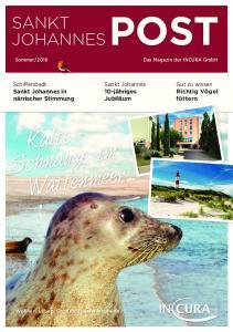 Kalte Schnauze im Wattenmeer