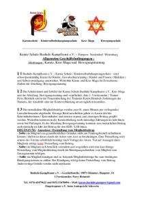 Karateschule Kinderselbstbehauptungsschule Krav Maga Bewegungsschule