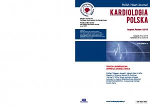 KARDIOLOGIA POLSKA Polish Heart Journal