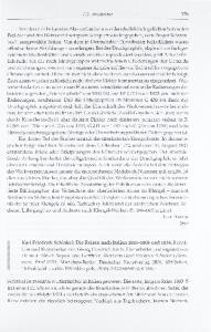 Karl Friedrich Schinkel: Die Reisen nach Italien und 1824;