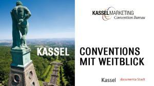 KASSEL CONVENTIONS MIT WEITBLICK