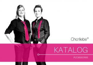 KATALOG. Accessoires