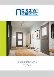 katalog drzwi 2015 edycja 2