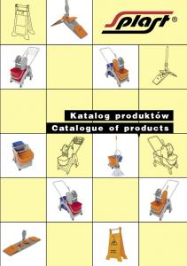 Katalog produktow Catalogue of products