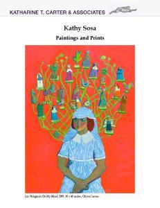 Kathy Sosa Paintings and Prints