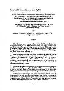 Kawakatsu s Web Library on Planarians: October 31, 2010