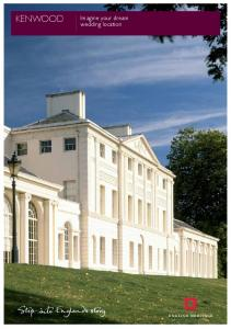 Kenwood. Imagine your dream wedding location