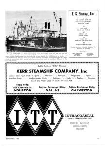 KERR STEAMSHIP COMPANY, Inc