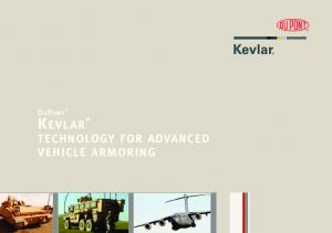 KEVLAR TECHNOLOGY FOR ADVANCED VEHICLE ARMORING