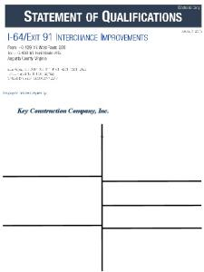 Key Construction Company, Inc