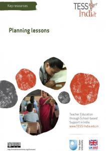 Key resource Planning lessons
