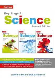 Key Stage 3. Second Edition
