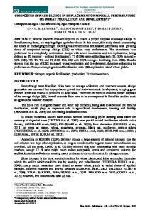 KEY WORDS: nitrogen, organic fertilization, production, Triticum aestivum