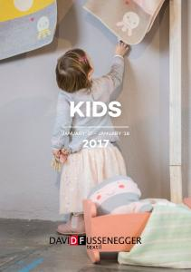 KIDS JANUARY 17 - JANUARY