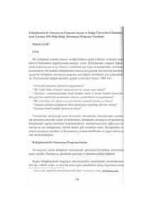 Kiittiphanelerde Otomasyon Programl Se~uni ve Dogl1ll Universitesi Kiitiip sinin Yordam 2001 BUgi Beige Otomasyon Programl Tecriibesi