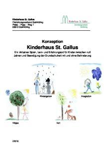 Kinderhaus St. Gallus